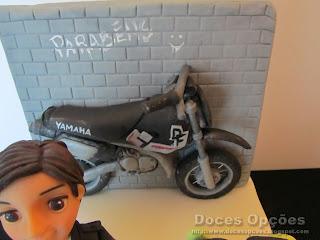 bolo mota motocross bragança