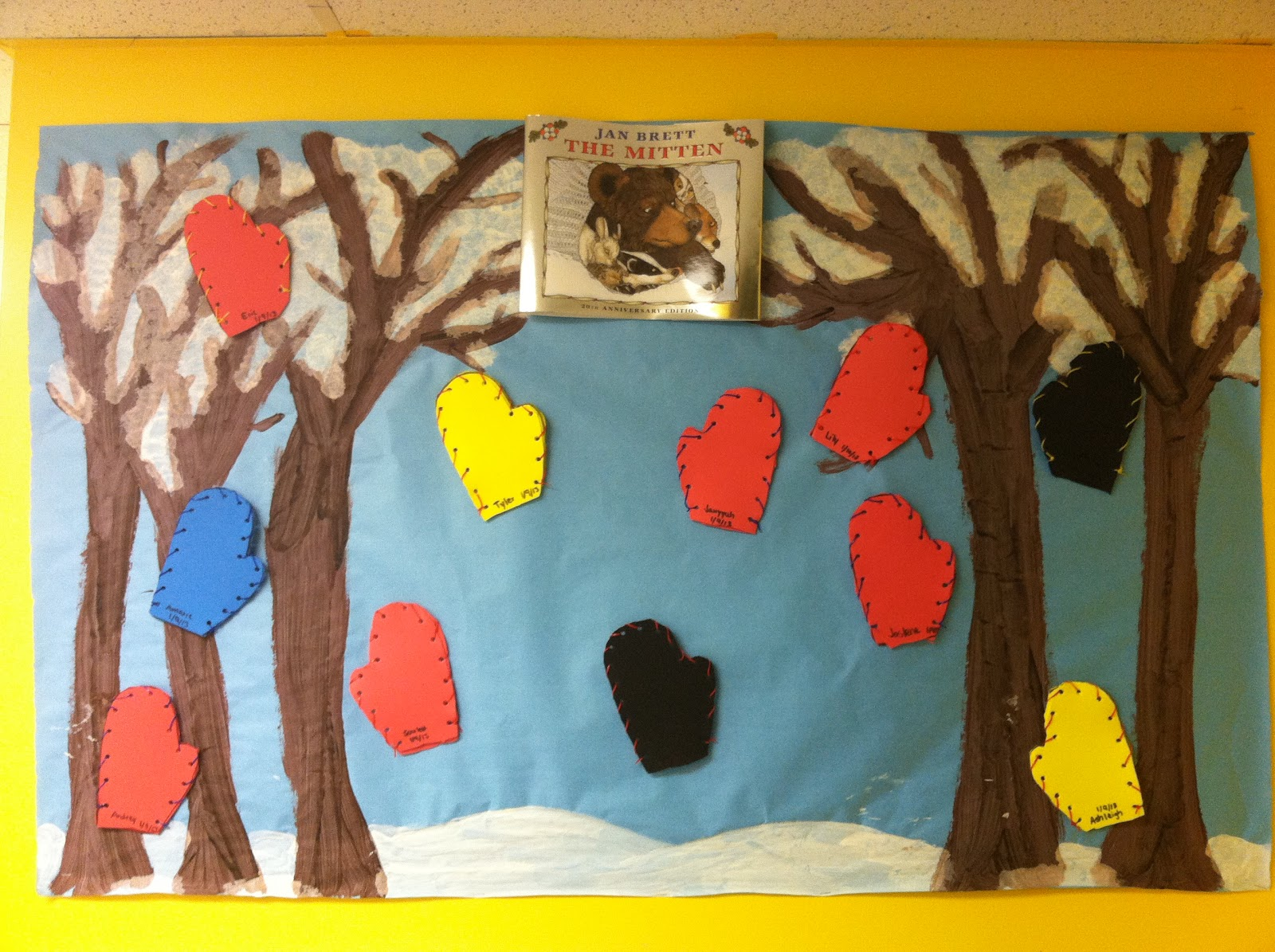 Serendipitous Discovery Preschool Winter Theme