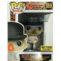 Funko Pop! Alex DeLarge Masked
