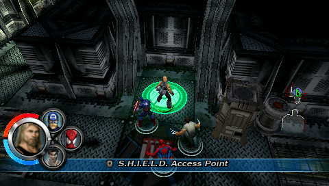 Marvel Ultimate Alliance - Download Game PSP PPSSPP PSVITA Free