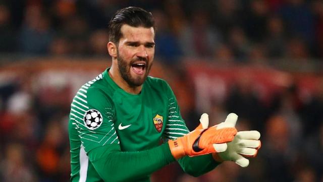 Roma Pasang Deadline Kepada Peminat Alisson
