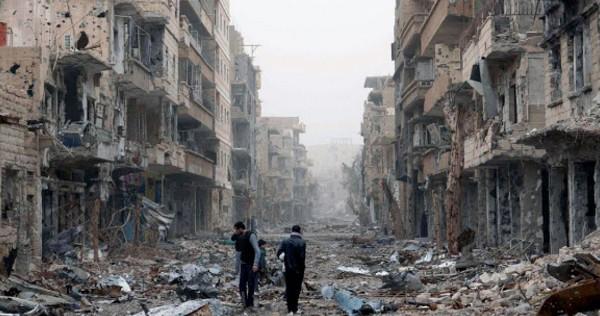 Gila, Kerugian Perang Suriah Tembus Rp2,6 Kuadriliun