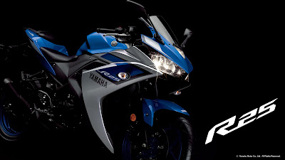 Yamaha YZF R125 picture hd