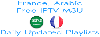 MBC Arabic BeIN Sports TF1 France Free M3U8