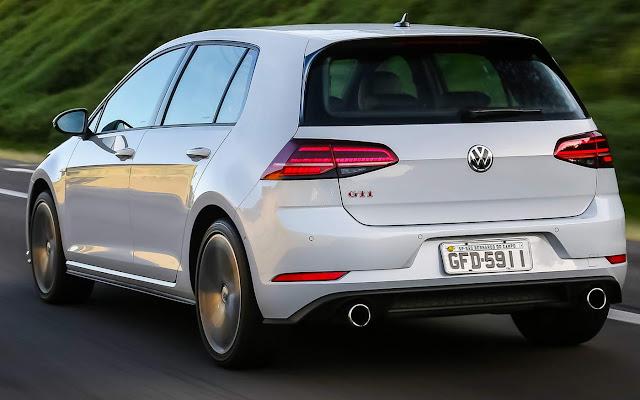 Novo VW Golf 2019 GTI