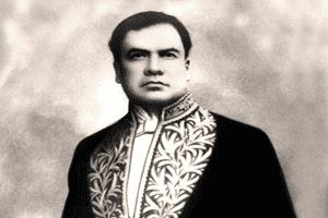 Rubén Darío, uno de los principales escritores del modernismo literario