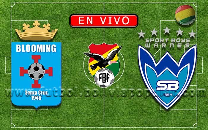 【En Vivo】Blooming vs. Sport Boys - Torneo Clausura 2019