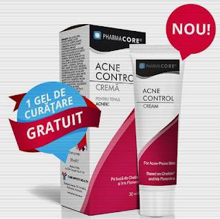 pareri pharmacore acne control crema tratament opinii forum