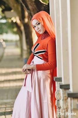 Model Hijab Lebaran Terbaru