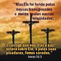 Imagem de Isaias 53.5