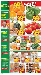 Food Basics Flyer Always More for Less Valid September 21 - 27, 2017