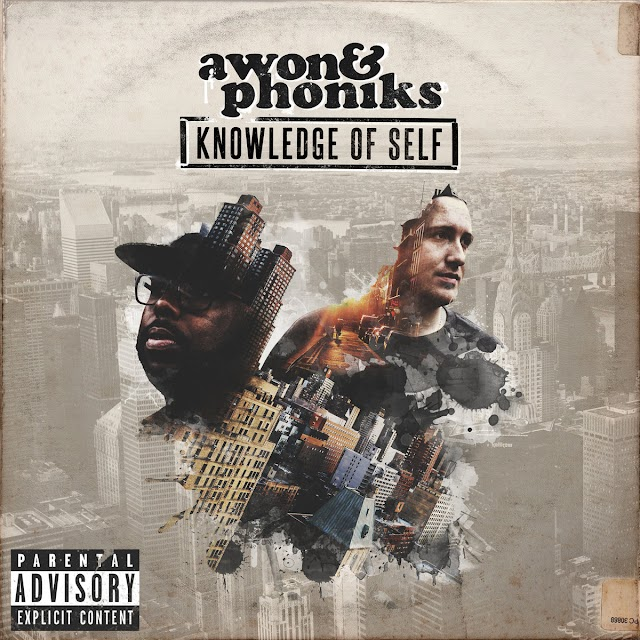 """Listen to """"Knowledge of Self"""" album by Awon & Phoniks on Bandcamp"""