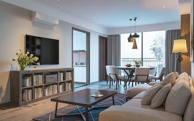 Thiết kế căn hộ chung cư Hateco 6