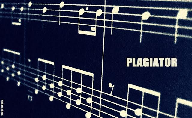 Kriteria Lagu Plagiat