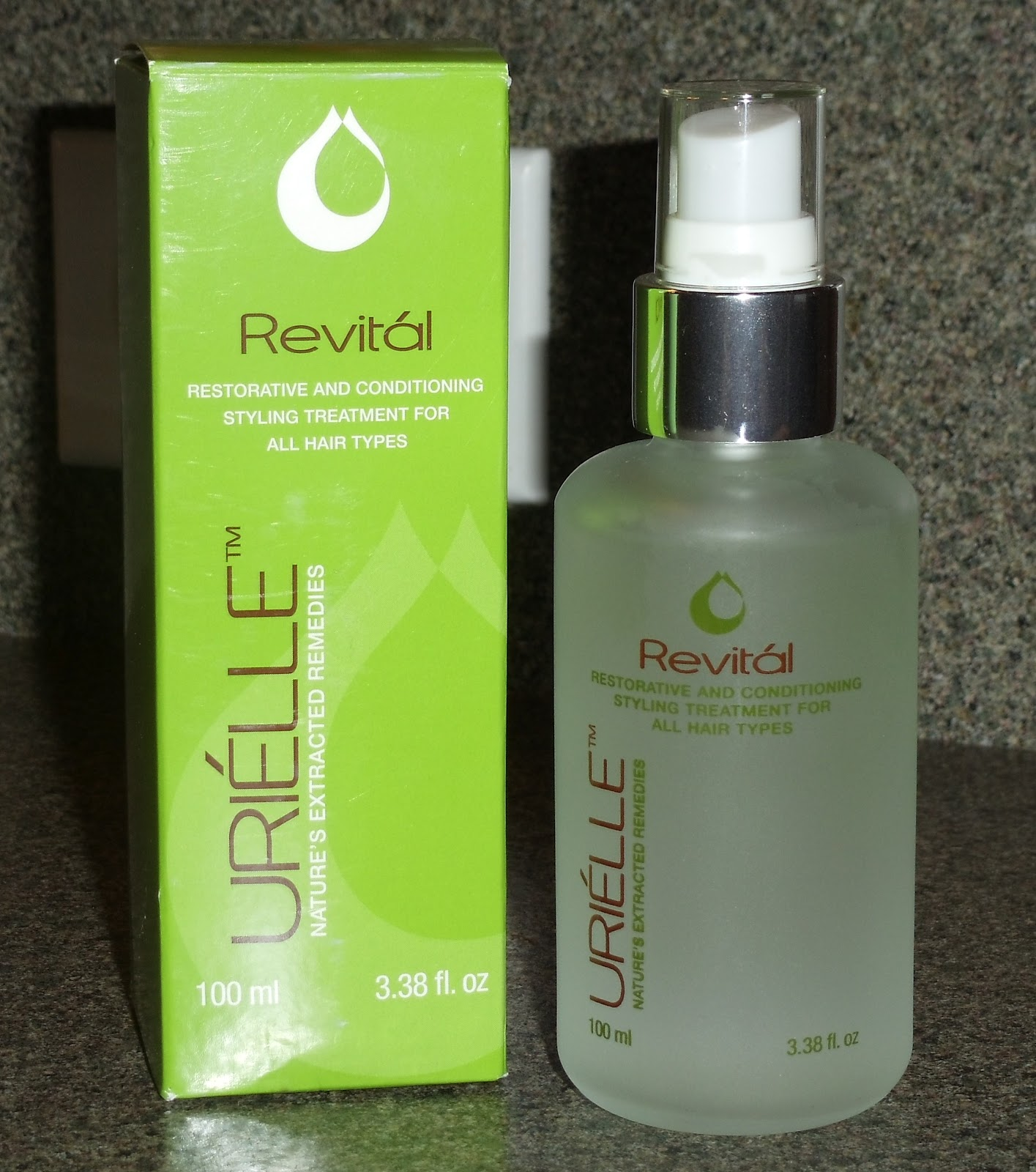 Js Reviews And Giveaways Urielle Luxury Hair Care Review