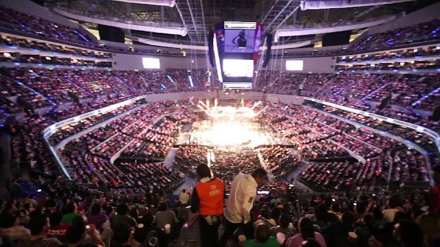 Arena Ciudad de Mexico Cartelera de Conciertos 2019