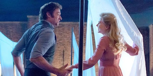"""O Rei do Show"" Hugh Jackman e Michelle Williams soltam a voz no primeiro trailer do musical"