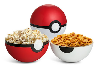 Pokemon Go Poke Ball Serving Bowl