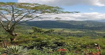 Objek Wisata Panorama Tabek Patah Kabupaten Tanah Datar Sumatera Barat Sumbar Promo Jitu Com