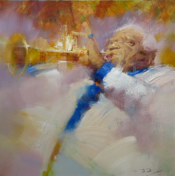 Denis Oktyabr ~ Músicos