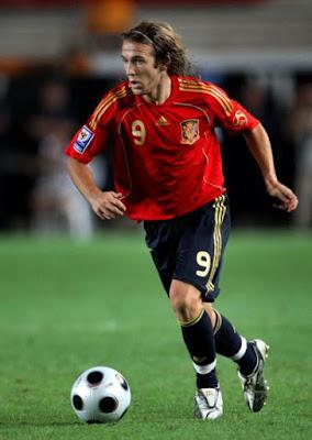 Diego Capel Selección