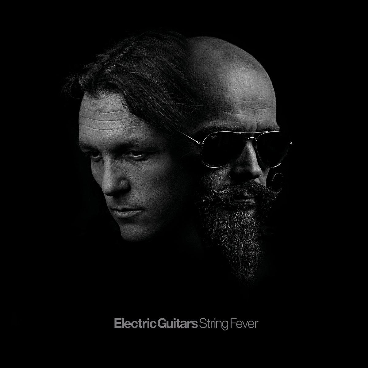 stark music reviews electric guitars string fever cd. Black Bedroom Furniture Sets. Home Design Ideas