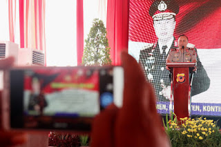 Kapolda Jabar, Apresiasi Komitmen Pemkab dan Nelayan Indramayu