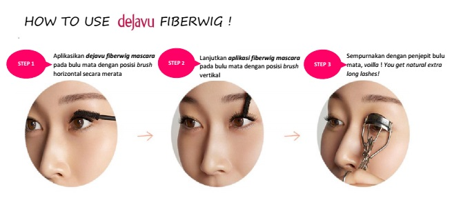Dejavu Fiberwig Mascara Review