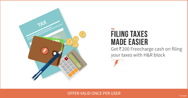 Freecharge Tax
