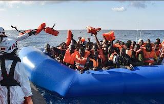 Mediterranean Sea, International Organization for Migration, Europe, United Nations, European Union, Ivory Coast, NEws, Nigerian,
