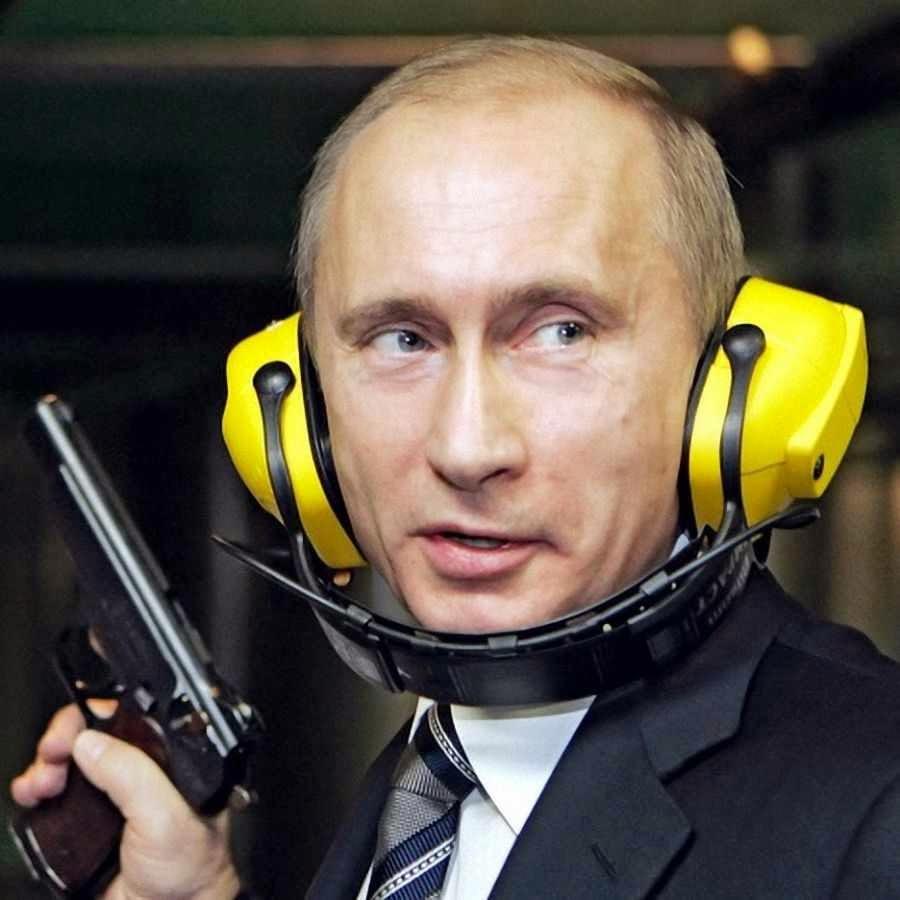 Passado de Putin nos serviços secretos, pesou na opção
