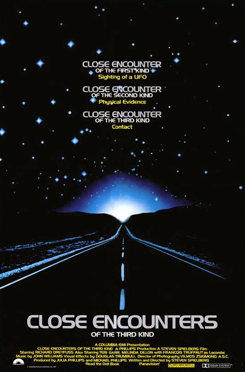 Every 70s Movie: Close Encounters Of The Third Kind (1977)
