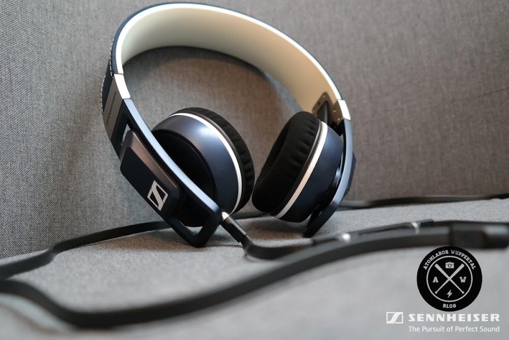 Sennheiser Urbanite Kopfhörer - Der On Ear Kopfhörer für Lifestyler
