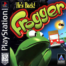 Frogger - PS1 - ISOs Download