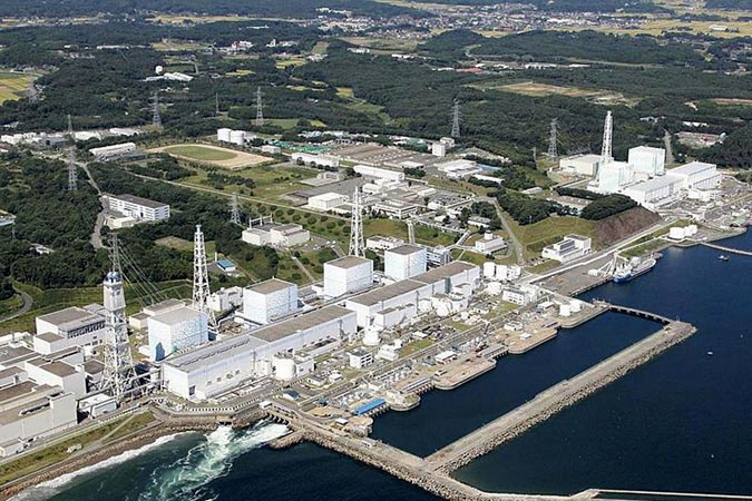 Penelitian IAEA to Test Water, Sediment and Fish Around Fukushima Nuclear Plant
