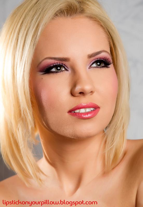 Day Eyeshadow Tutorial: Romantic Valentine's Day Makeup Look