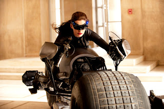 Selina Kyle Cat Women The Dark Knight Rise Wallpaper