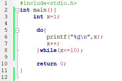 do-while loop in c programming