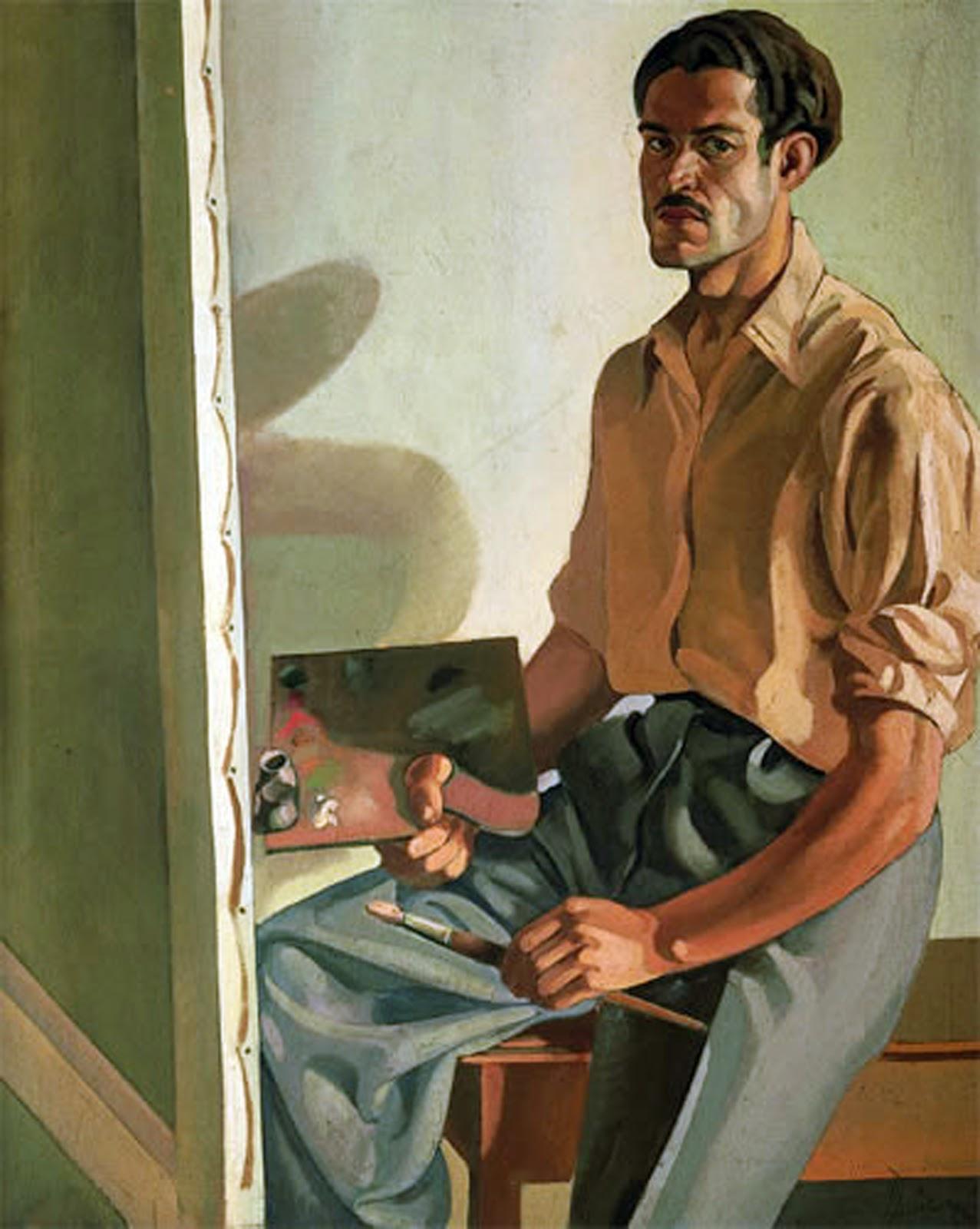 Miguel Pérez Aguilera, Galería de autorretratos, Pintor español, Pintura española, Pintores Realistas Españoles, Galería de retratos Figurativos, Pintor Miguel Pérez Aguilera, Autorretratos