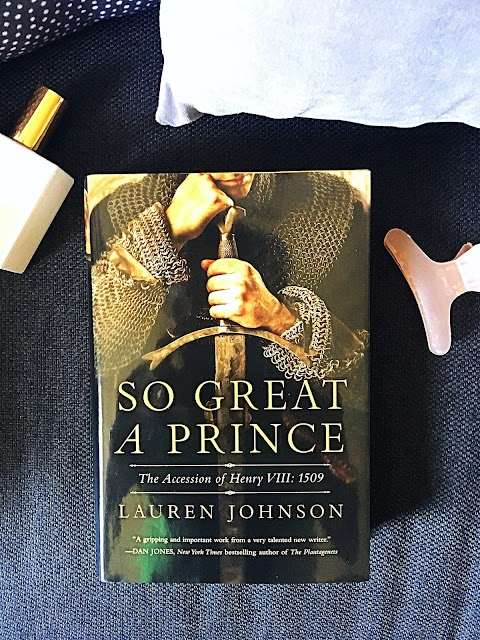 So Great a Prince Review | BLOGTOBER 🍂☕🎃