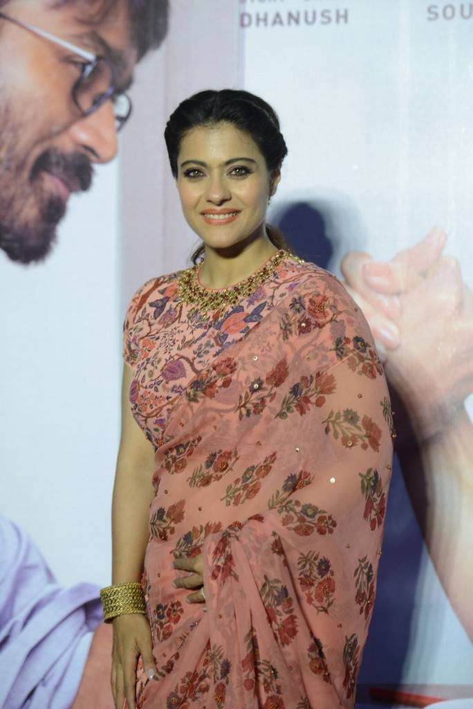Think, Kajol latest sarees in bollywood question not