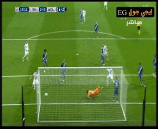 اهداف مباراة  ريال مدريد وفولفسبورج  يوتيوب فى اياب ربع نهائي دوري أبطال أوروبا 2016