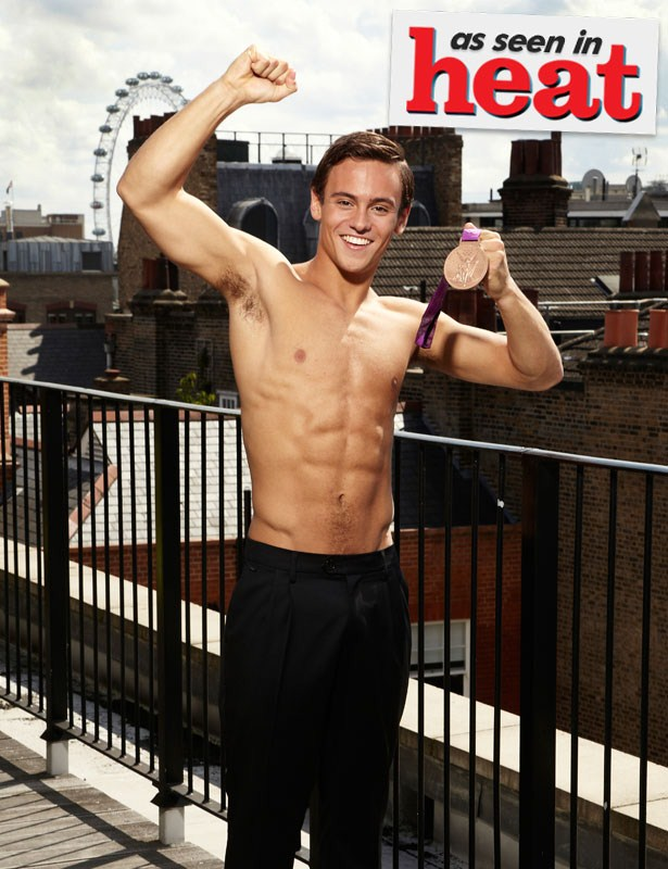 Tom Olympics Daley England 2010