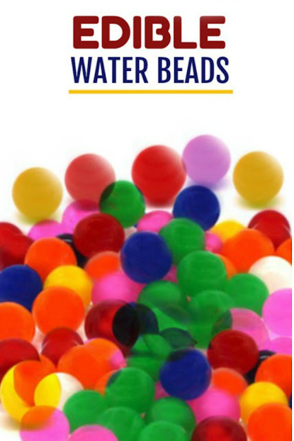 How to make edible water beads (play recipe for kids) #playrecipesforkids #playrecipes #playrecipesforchildren #waterbeads #waterbeadsideas #waterbeadssensory #ediblewaterbeads #artsandcraftsforkids #craftsforkids #activitiesforkids #crafts #kidsactivities