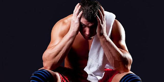 Stres, przetrenowanie, a system odpornościowy.