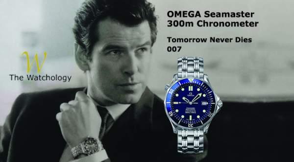 Jam tangan James Bond 007