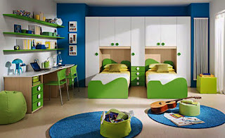 Modern Child Bedroom Furniture