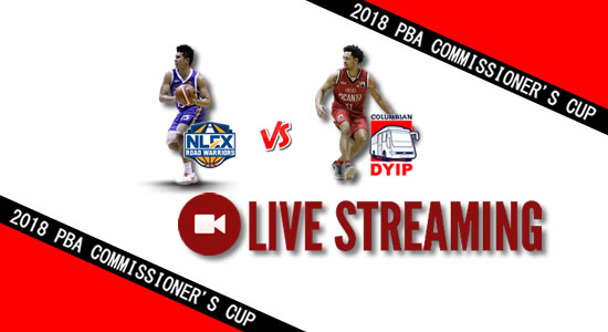 Livestream List: NLEX vs ColumbianApril 28, 2018 PBA Commissioner's Cup