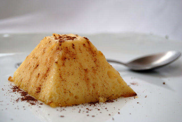 Crema de Campo de Vainilla (Flan de Vainilla)