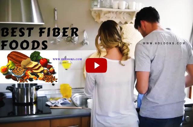 Best Fiber Foods